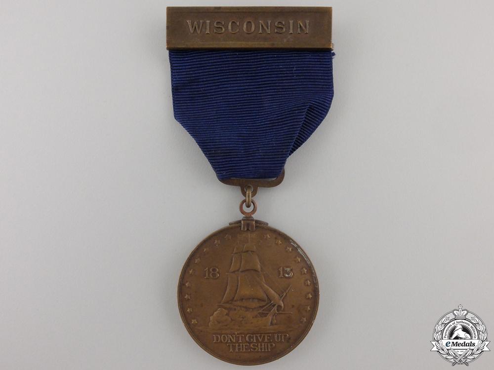 eMedals-A War of 1812 Battle of Lake Erie Centennial Medal