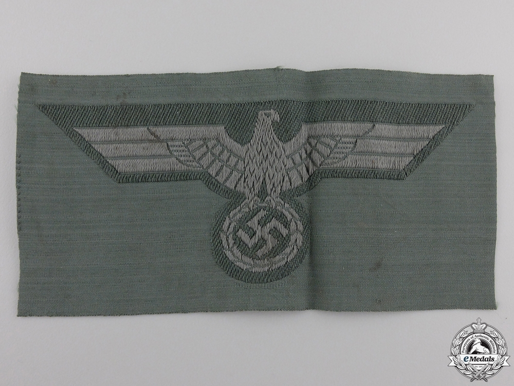 eMedals-A Wehrmacht Breast Eagle for Enlisted; Model 1940