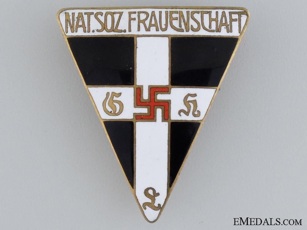 eMedals-A Women's League Staff Badge; Type II