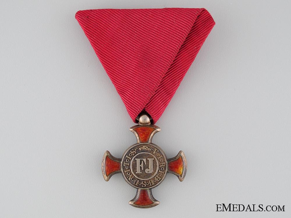eMedals-A WWI Austrian Merit Cross; 4th Class