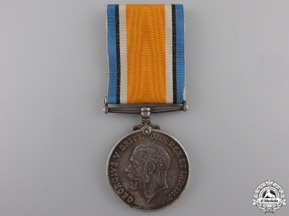 eMedals-A WWI British War Medal to Carmelo Bugeia