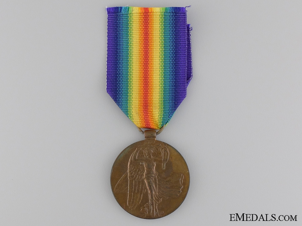 eMedals-A WWI Czechoslovakian Victory Medal