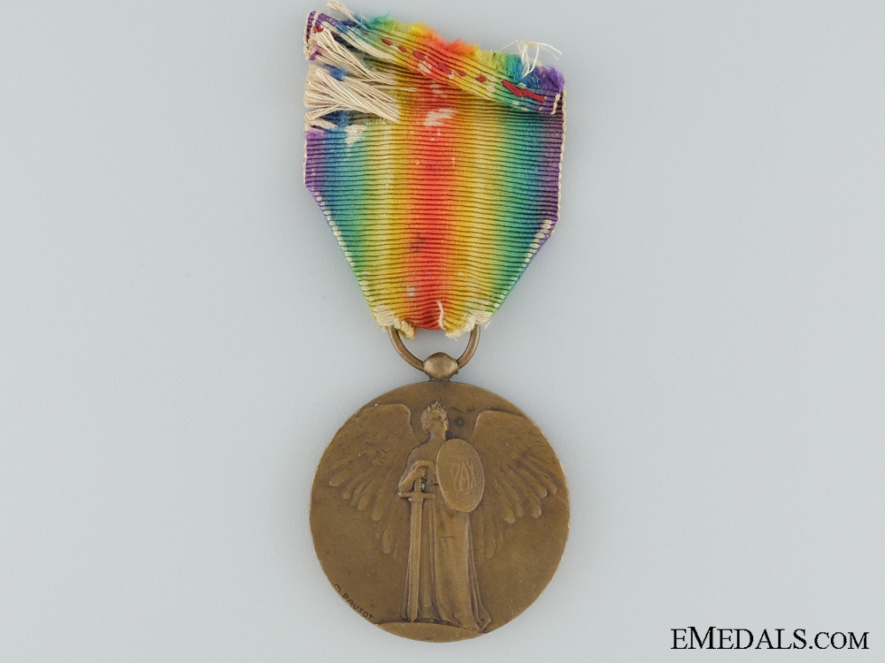 eMedals-A WWI French Victory Medal