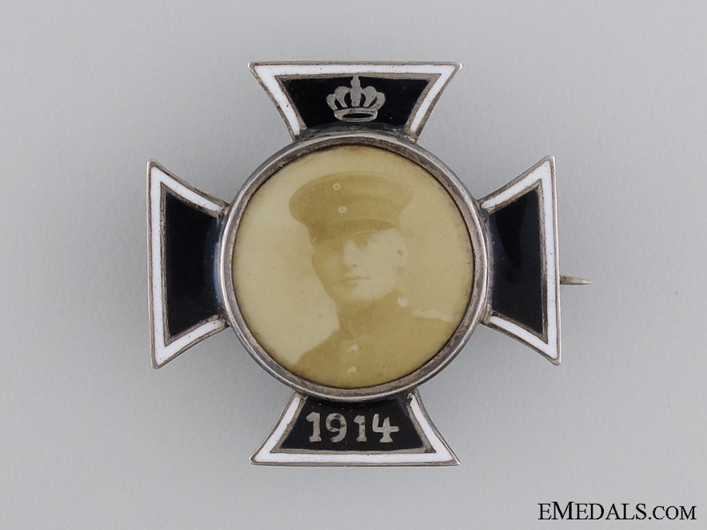 eMedals-A WWI German Imperial Memorial Cross 1914