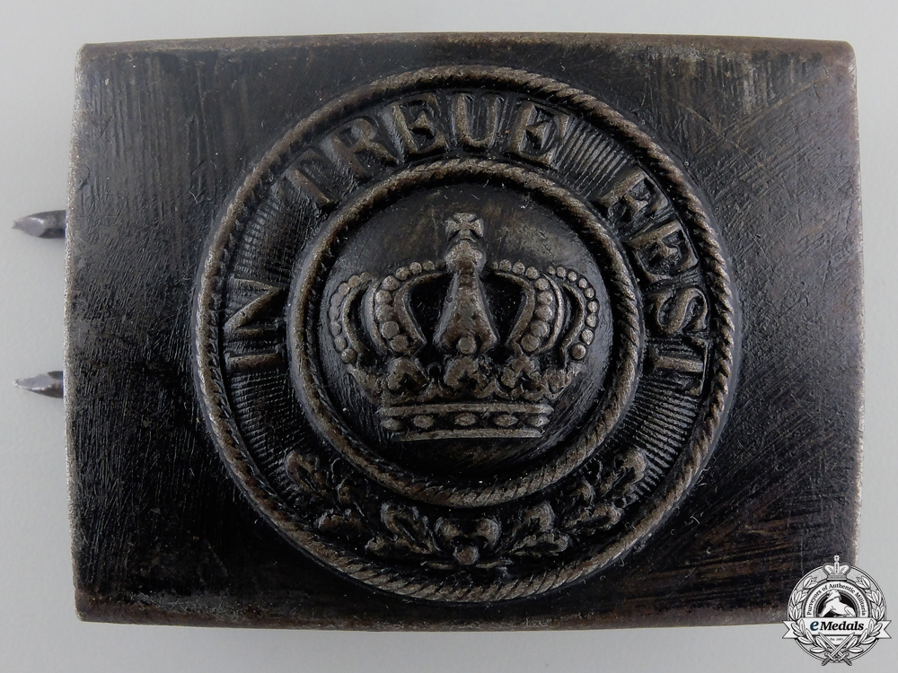 eMedals-A WWI German Imperial EM/NCO's Belt Buckle