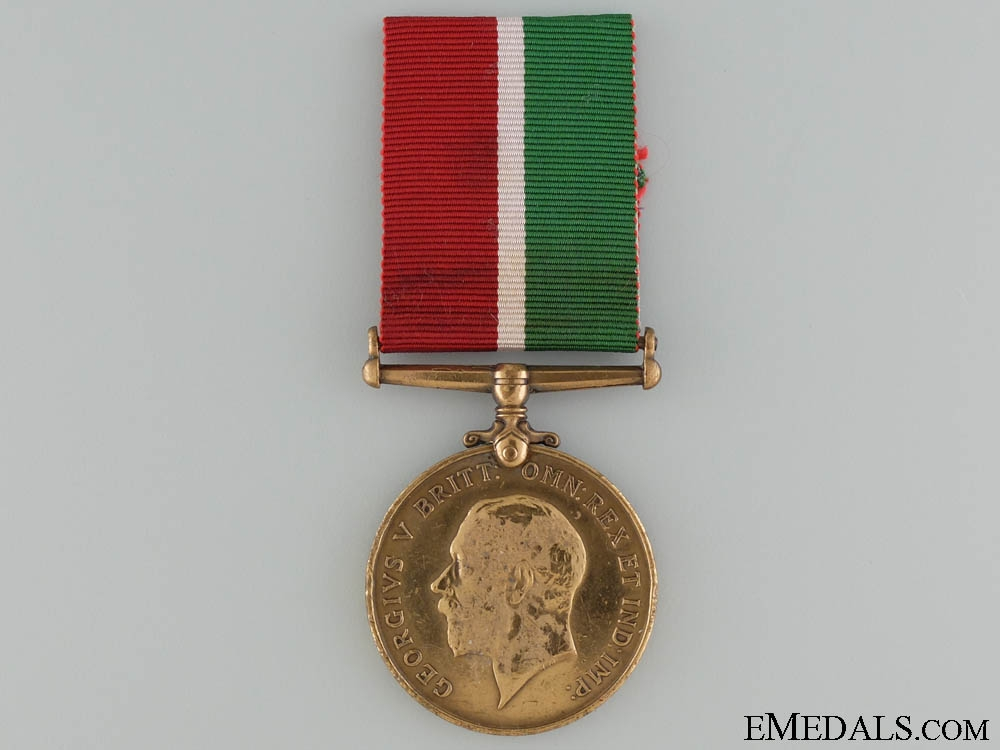eMedals-A WWI Mercantile Marine War Medal to Harry Sellick