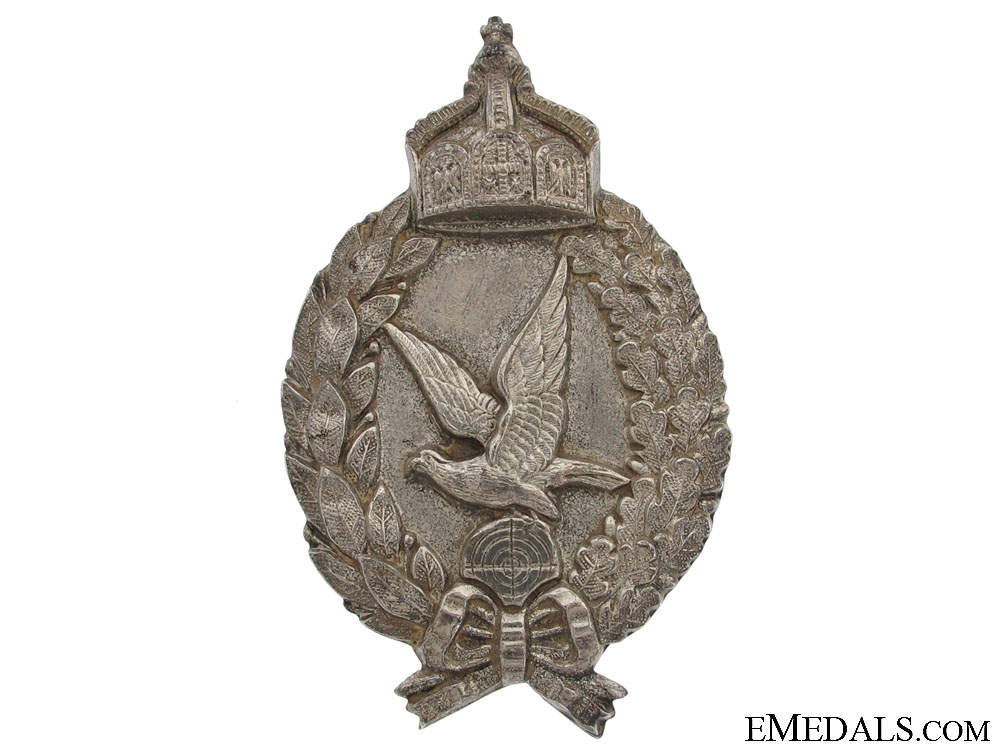 eMedals-A WWI Prussian Air Gunner Badge