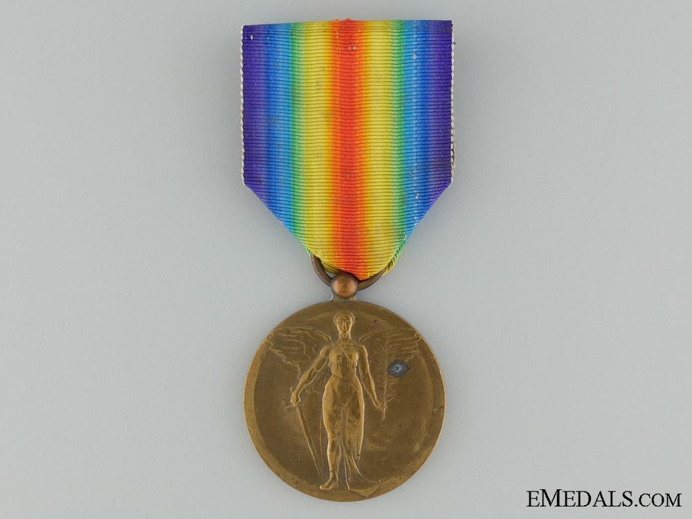 eMedals-A WWI Romanian Victory Medal