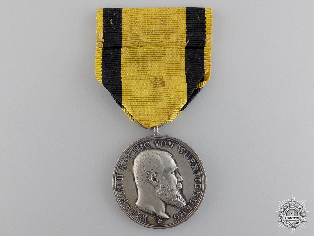 eMedals-A WWI Württemberg Medal for Merit