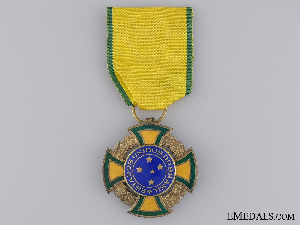 eMedals-A WWII Brazilian War Cross 1942