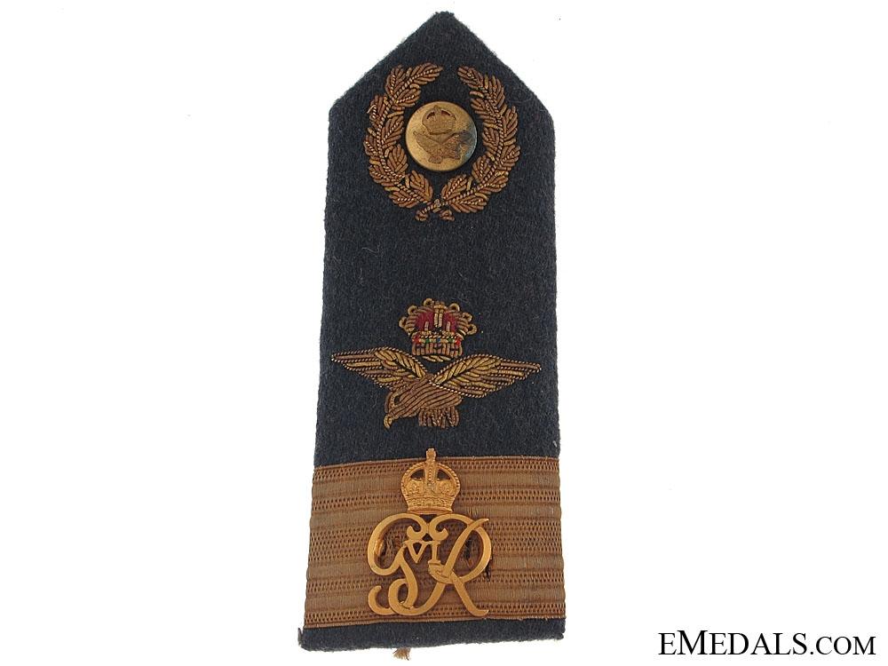 eMedals-A WWII RAF Aide-de-Camp Epaulette