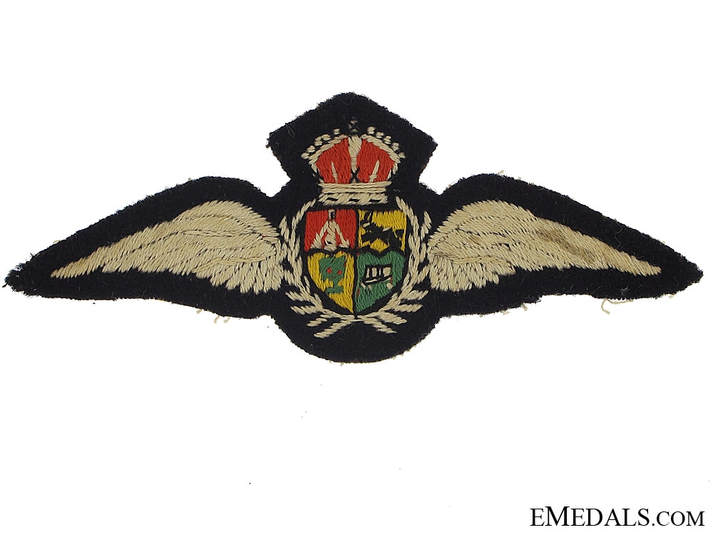 eMedals-A WWII South African Pilot Wing