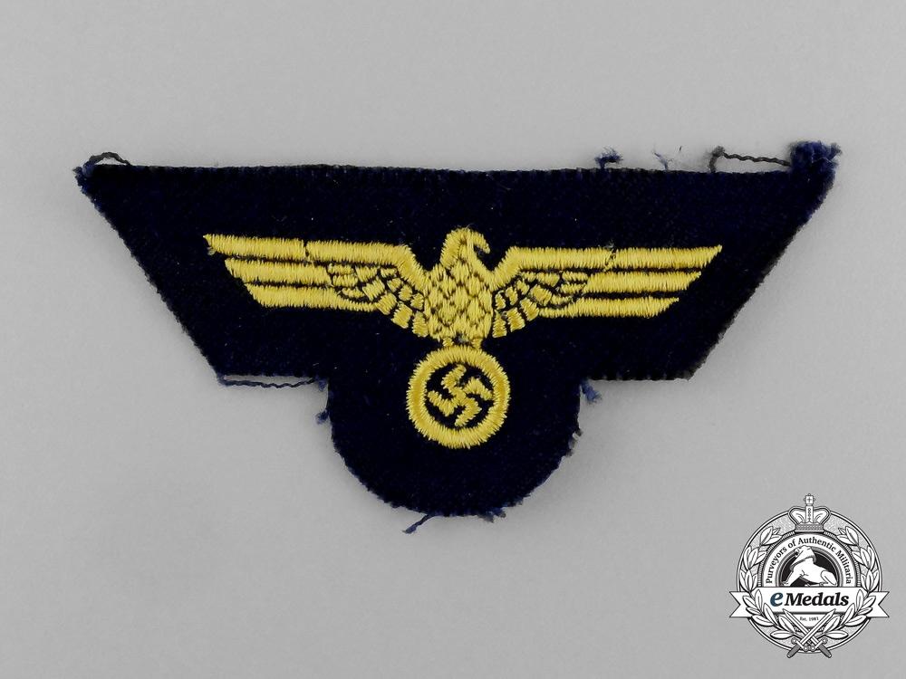eMedals-A Kriegsmarine NCO's Breast Eagle