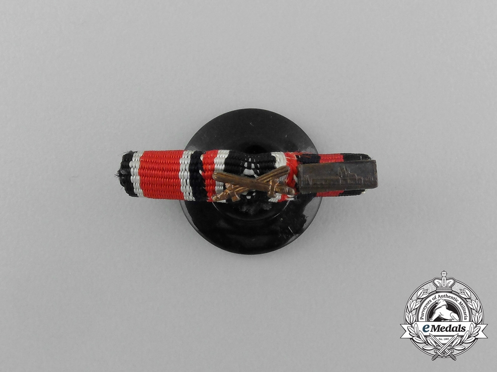 eMedals-A Second War German Miniature Iron Cross 1939 Boutonniere