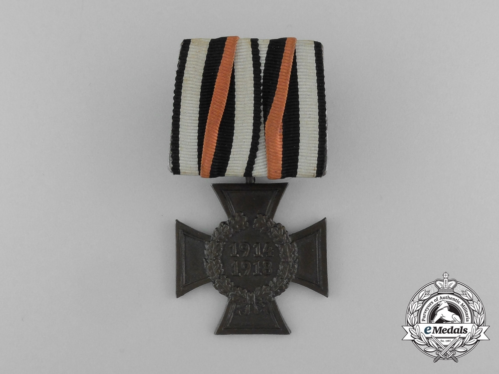 eMedals-A German-Style Parade Mounted Honour Cross of the World War 1914/1918