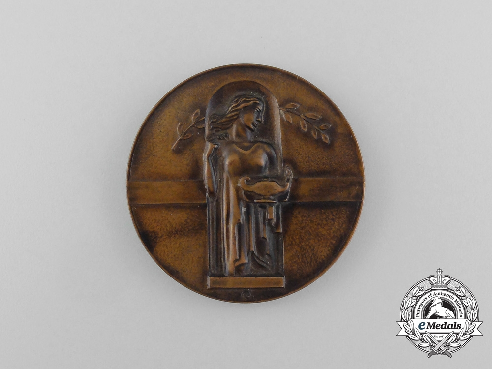 """eMedals-A Finnish """"Finlandia Mindful of Human Kindness""""  Medal"""
