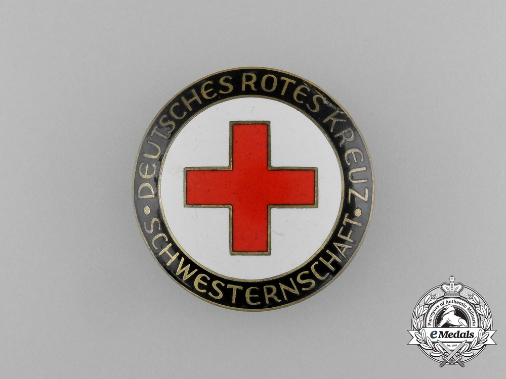 An Association of the Sisters of the (DRK) German Red Cross