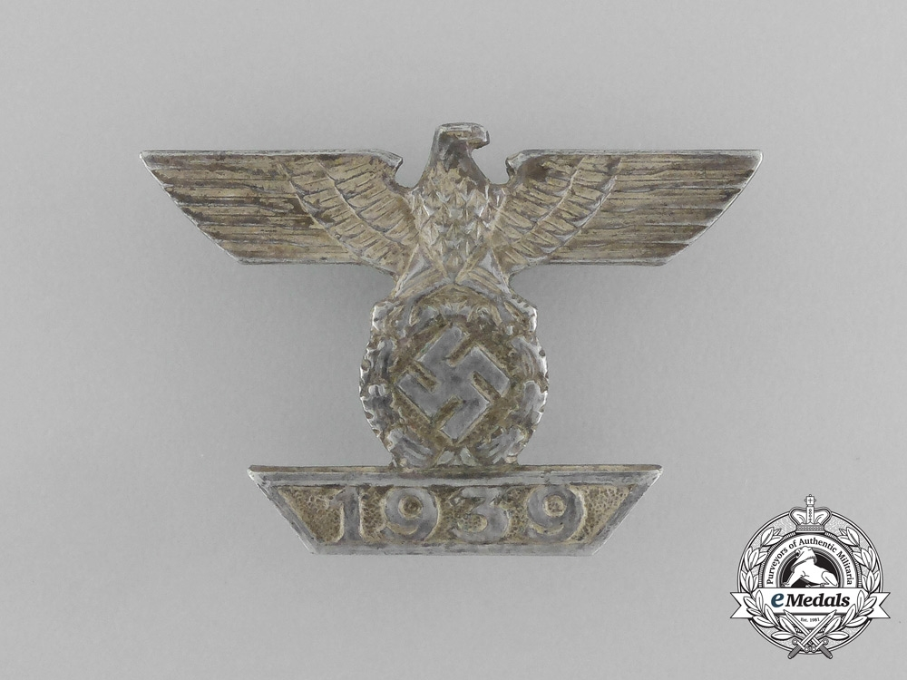 eMedals-A Clasp to the Iron Cross 1939 First Class; Second Type