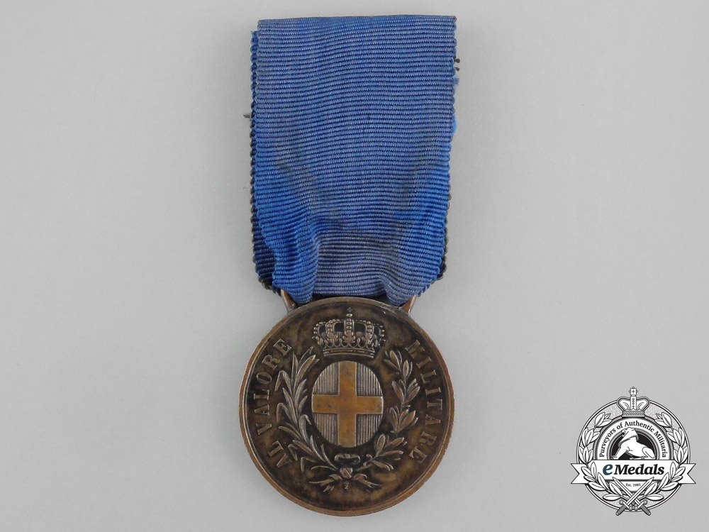 eMedals-Italy, Fascist State. An Al Valorie Awarded for the Spanish Civil War 1939