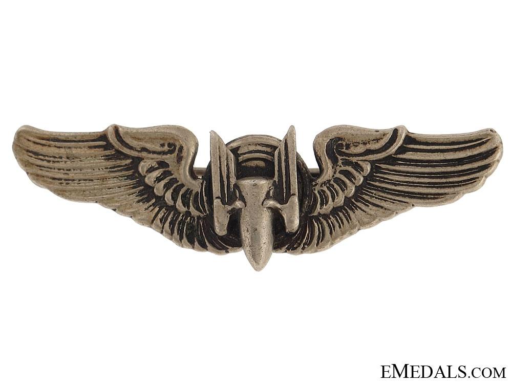 eMedals-Aerial Gunner Wings