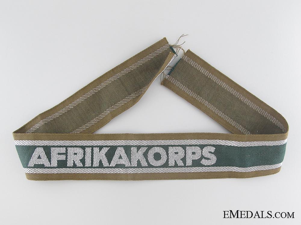 eMedals-Afrikakorps Cufftitle