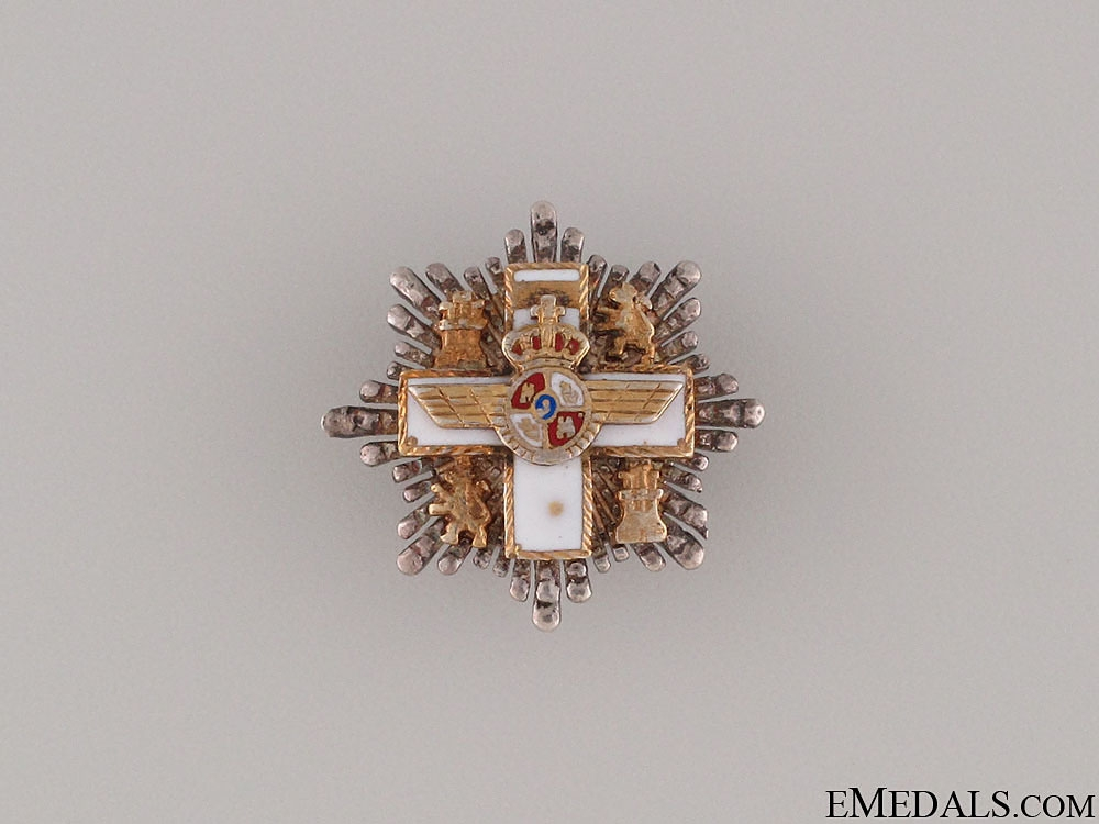 eMedals-Air Force Order of Merit - Miniature Breast Star