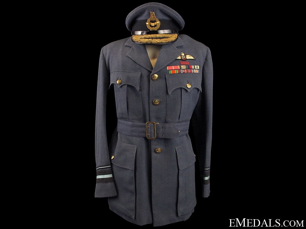 eMedals-The Uniform of Air Vice Marshal Leslie Cannon