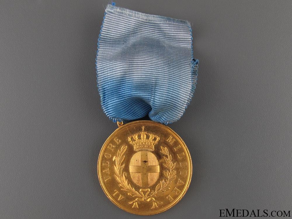 eMedals-Al Valore Militare – Gold Medal