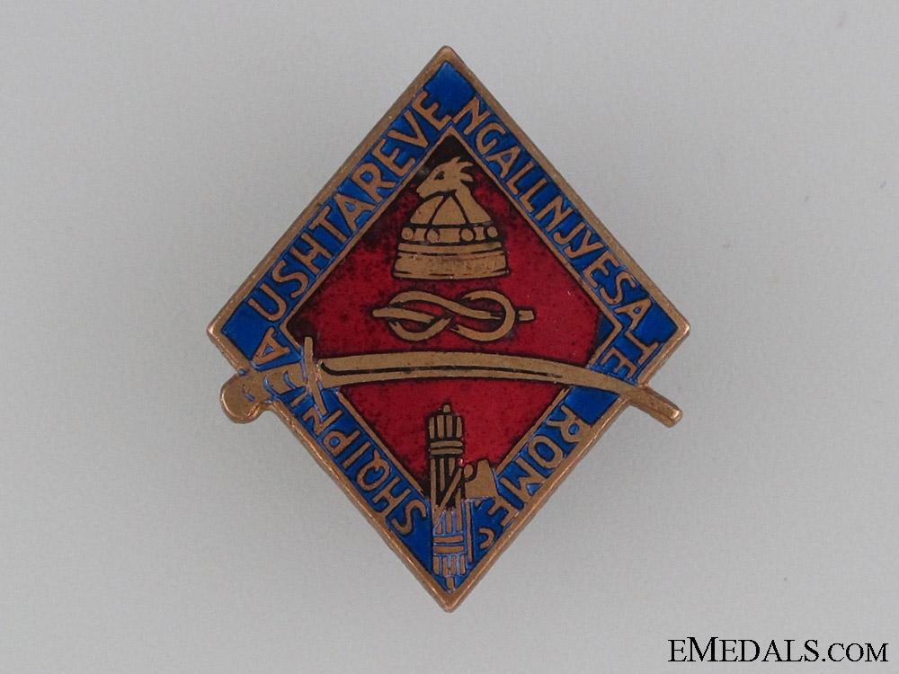 eMedals-Albanian Campaign Veteran's Badge