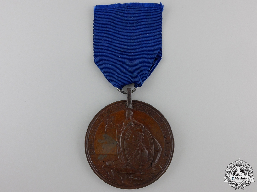 eMedals-Alexander Davison's Medal for The Nile 1798