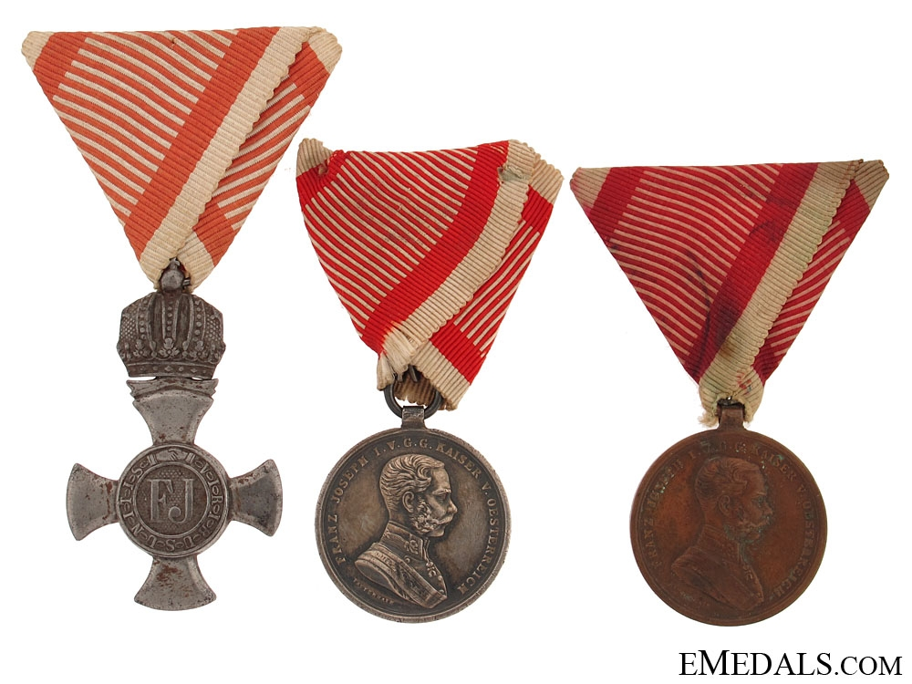 eMedals-Three Austrian Awards