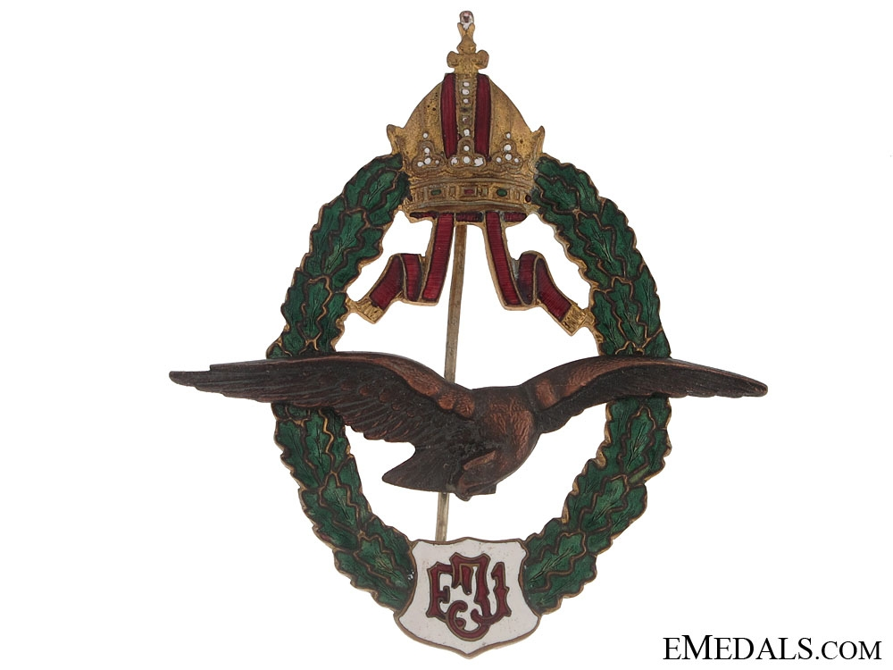 eMedals-An Austrian Pilots Badge  FJ1 Type