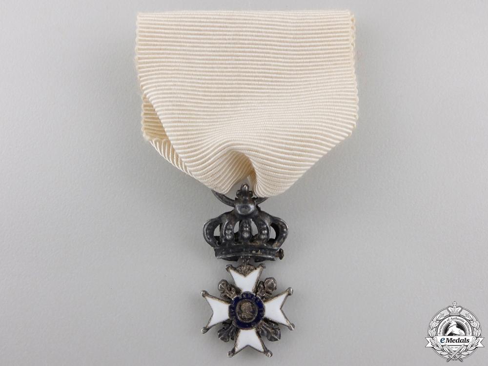 eMedals-An 1815-1824 French Fleur de Lys Decoration