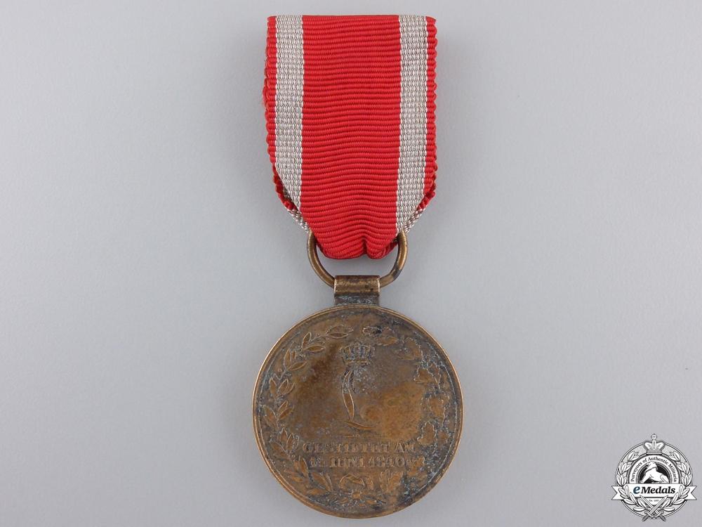 eMedals-An 1840 Hessen Field Honour Decoration