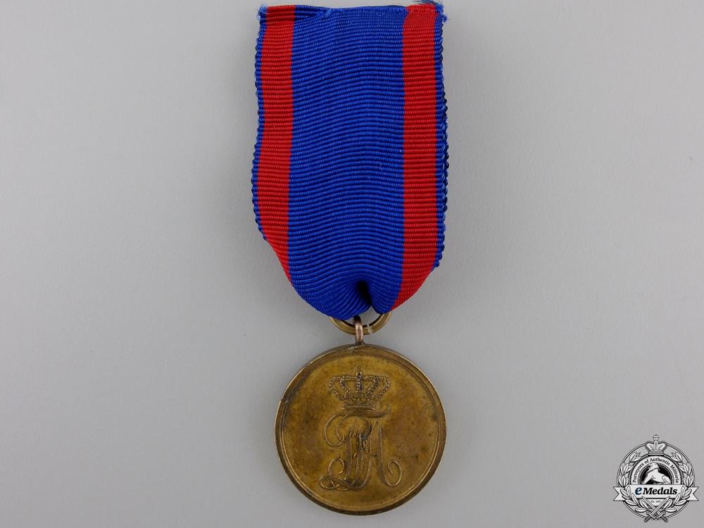 eMedals-An 1848-49 Oldenburg Campaign Medal