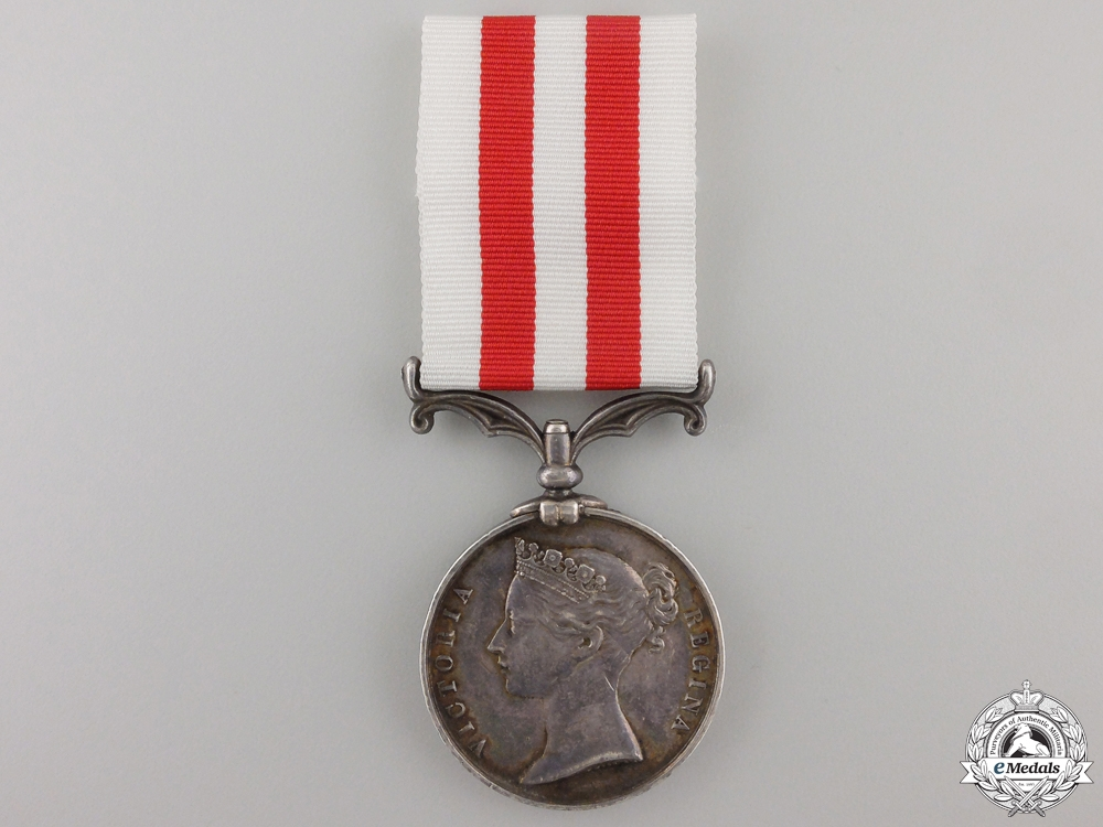eMedals-An 1857-1858 India Mutiny Medal to the Bengal Artillery