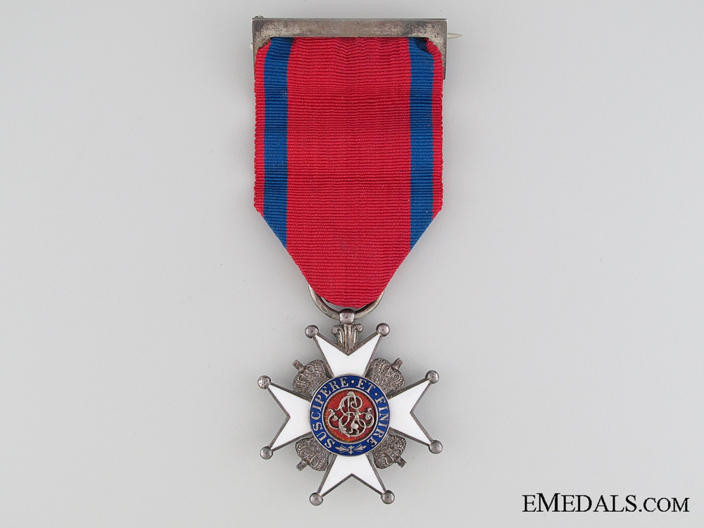 eMedals-An 1860's Hanovarian Order of Ernst-August