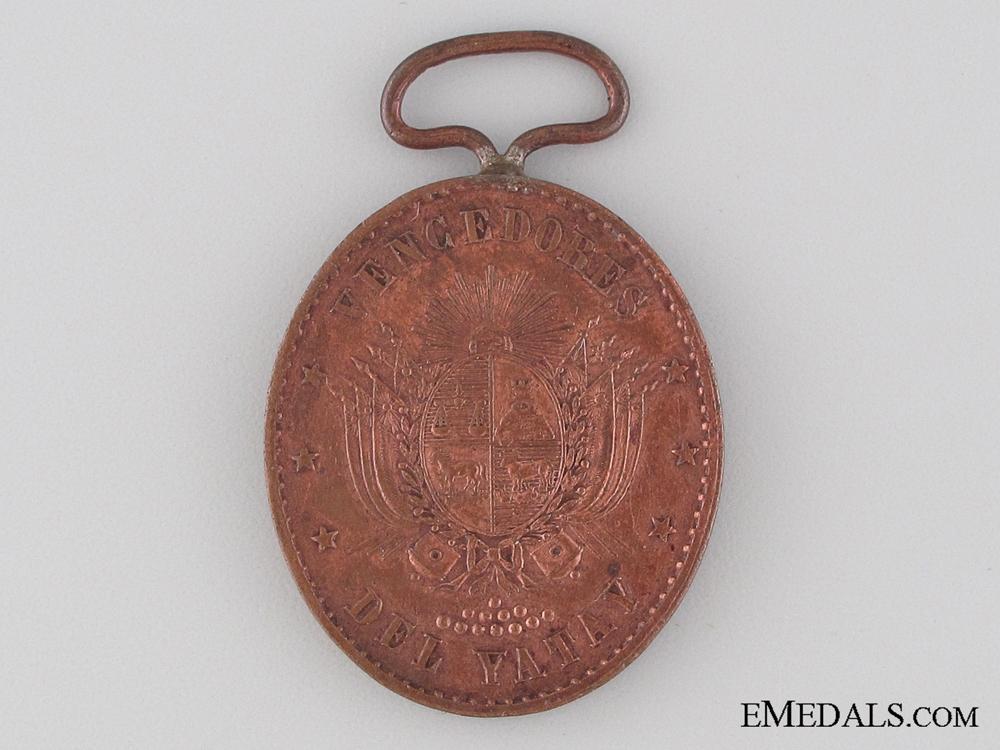 eMedals-An 1865 Yatay Medal