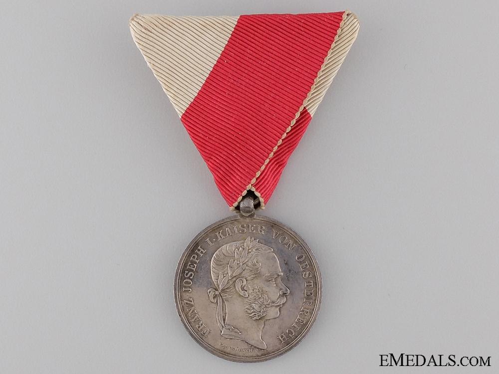 eMedals-An 1866 Austrian Tirol Commemorative Medal