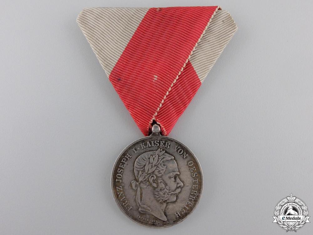 eMedals-An 1866 Austrian Prague Commemorative Medal