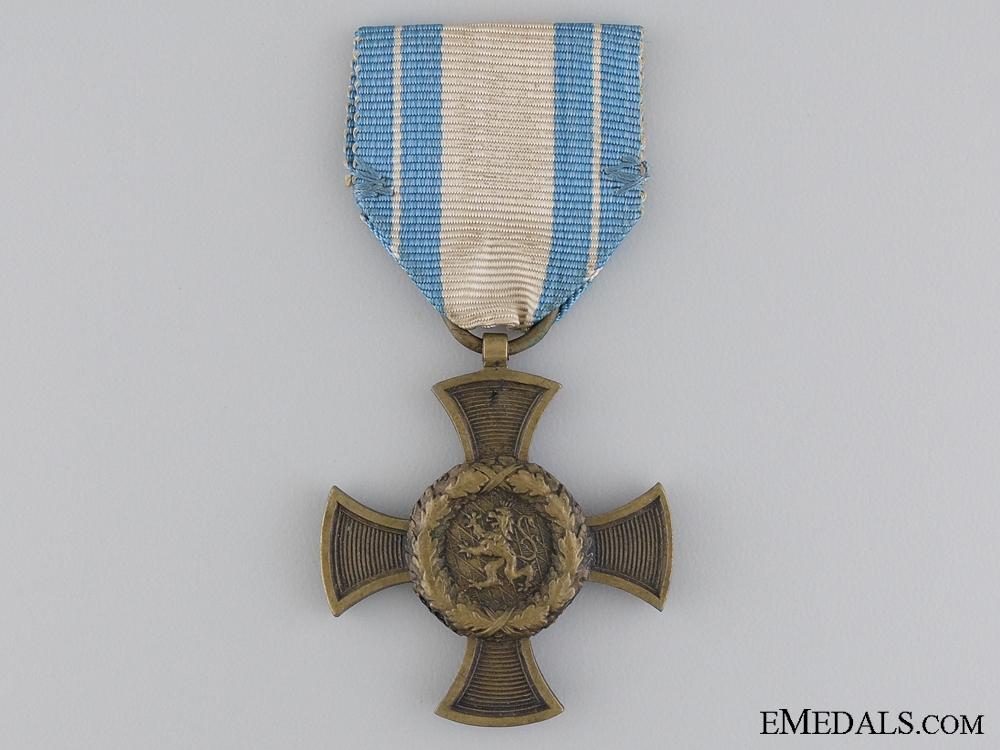 eMedals-An 1866 Bavarian Campaign War Cross for Austria