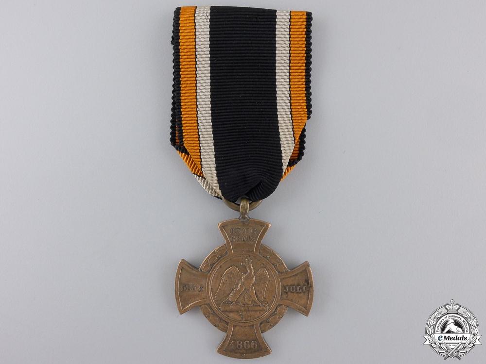 eMedals-An 1866 Prussian War Cross