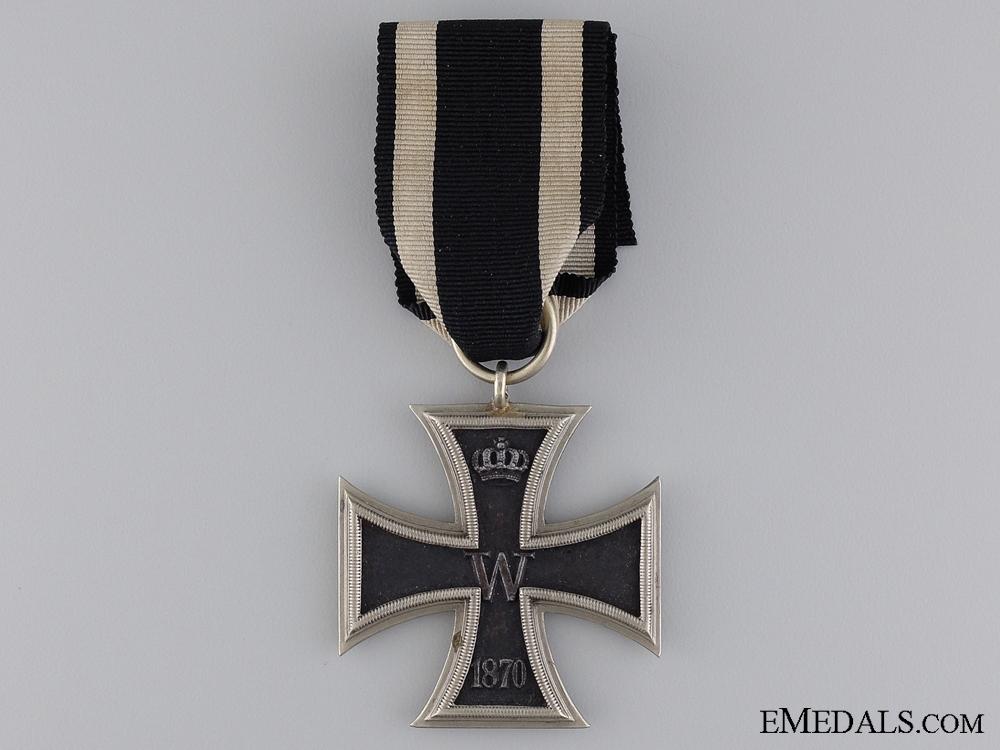 eMedals-An 1870 Iron Cross Second Class