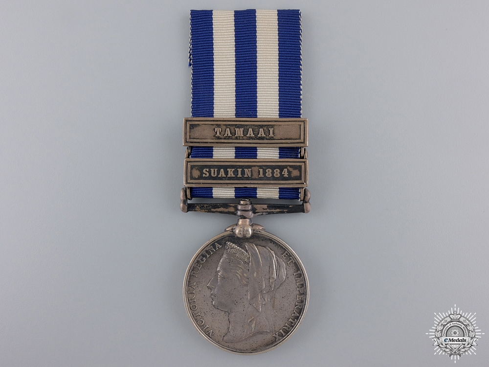 eMedals-An 1882 Egypt Medal to H.M.S. Seagull