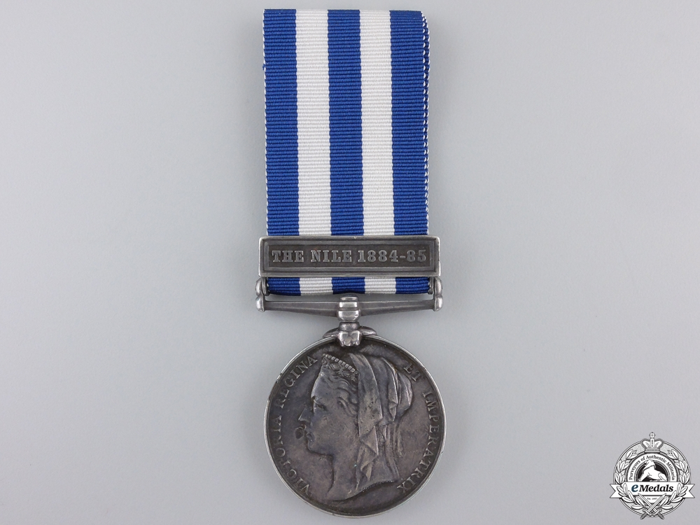 eMedals-An 1882 Egypt Medal to the Duke of Cornwall's Light Infantry