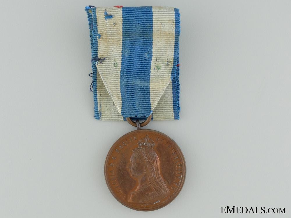 eMedals-An 1887 Queen Victoria Golden Jubilee Medal