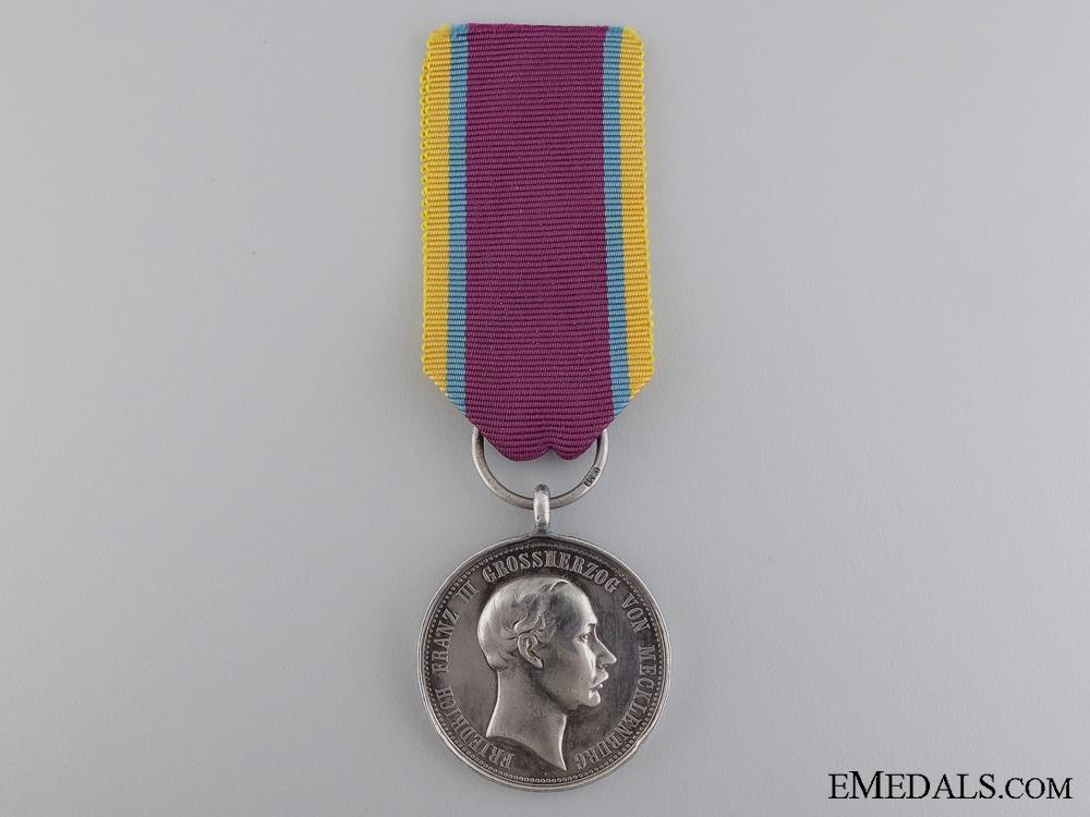 eMedals-An 1897 Friedrich Franz III Commemorative Medal