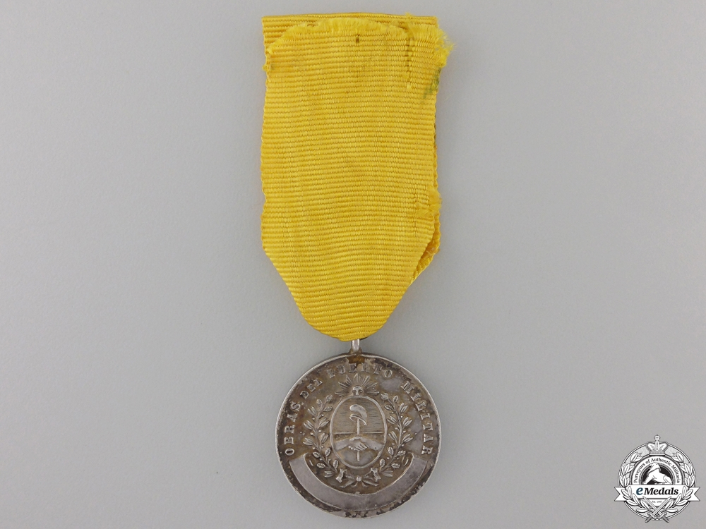 eMedals-An 1898-1902 Argentine Sports Medal