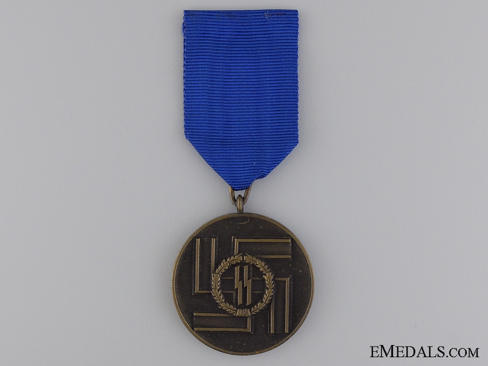 eMedals-An  SS Long Service Award, Third Class