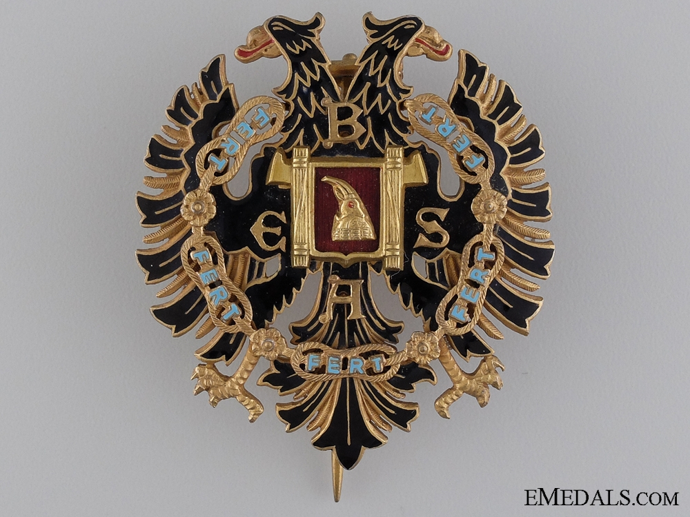 eMedals-An Albanian Order of Fidelity; Officer's Cross